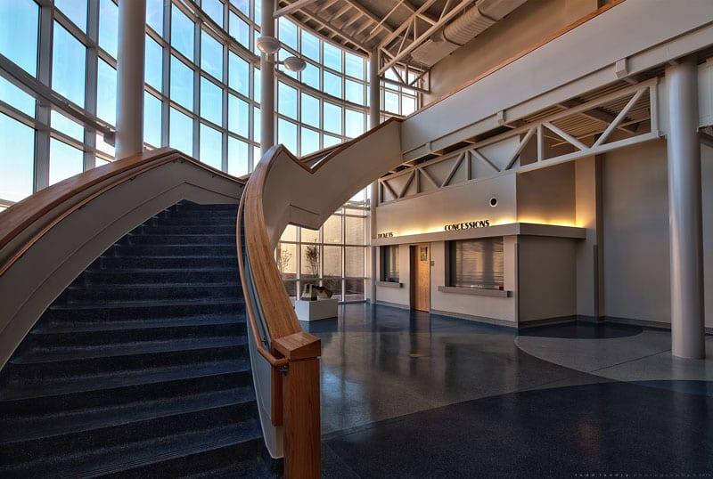 Shearman Fine Arts Center – McNeese State University