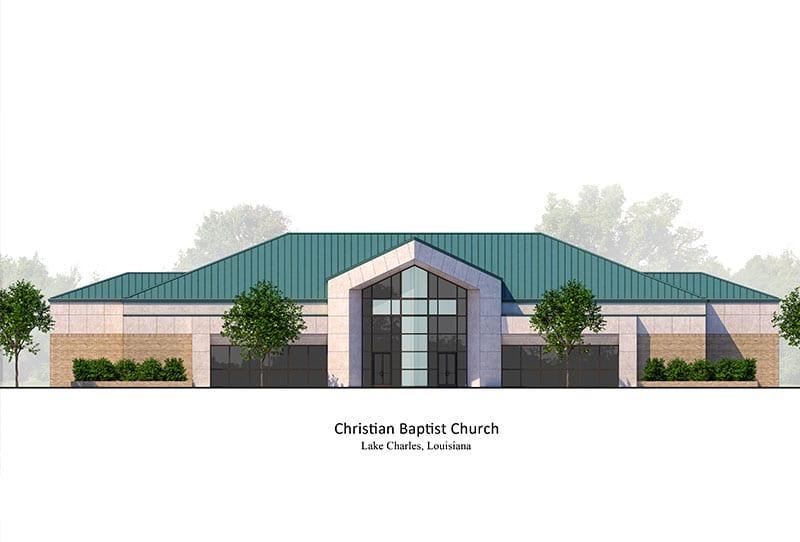 Christian Baptist Church South Location, Lake Charles