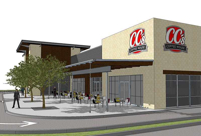 CC Retail Corner Development, Lake Charles