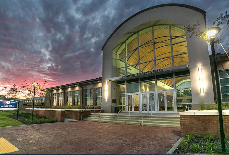 Sowela Sycamore Student Center